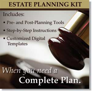 Estate planning guide.
